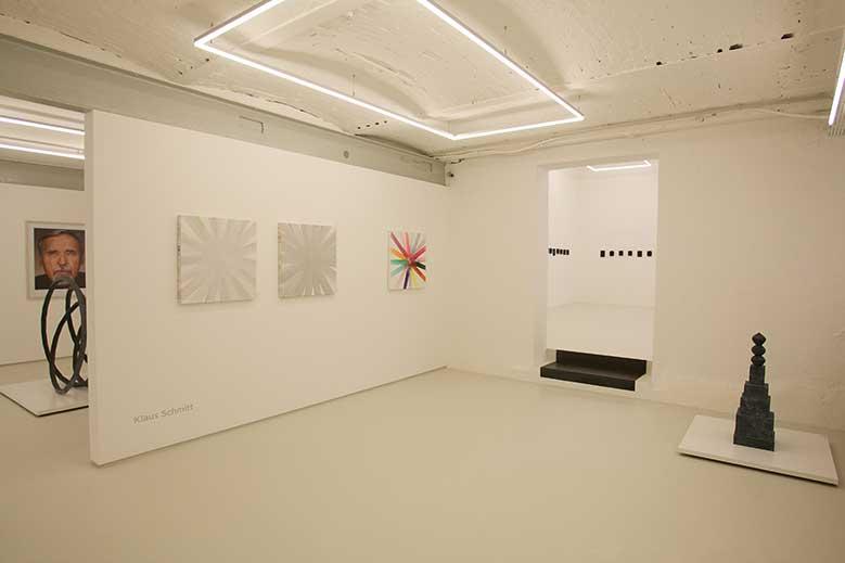 Werkhalle Ausstellung